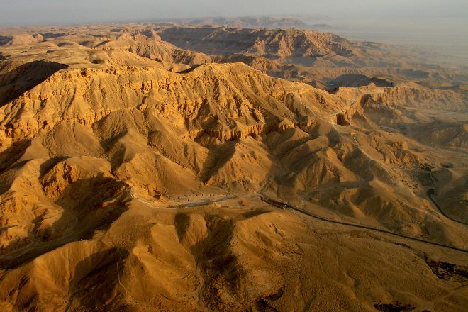 Valley of the Queens, Luxor, Egypt