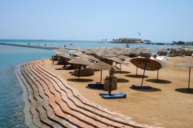 Zeytuna Beach, El Gouna, Egypt