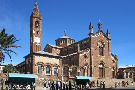 Cattedrale di Asmara, Asmara, Eritrea