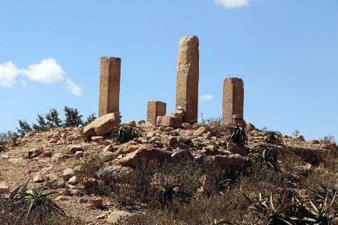 Qohaito, Eritrea