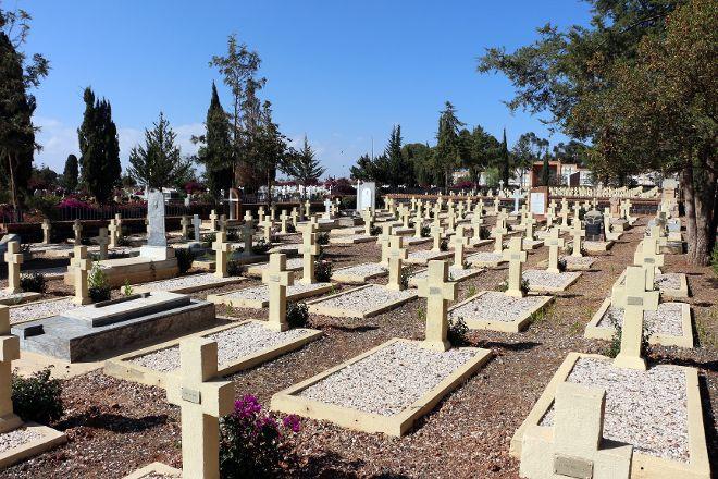 Cimitero Italiano Di Asmara, Asmara, Eritrea