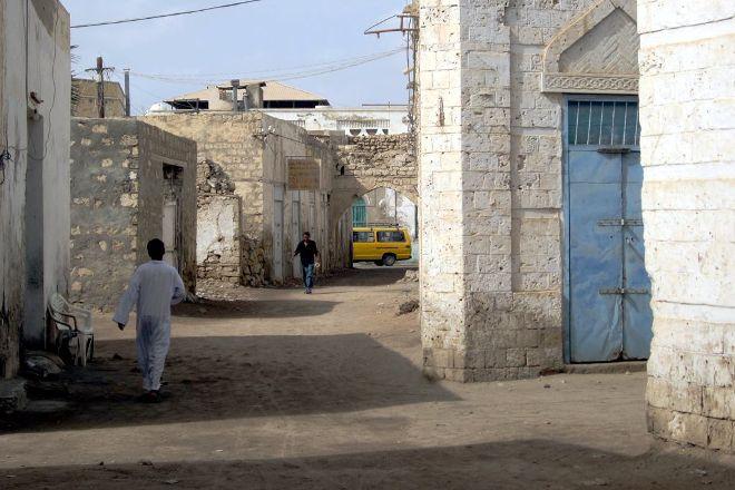 Covered Bazaar, Massawa, Eritrea