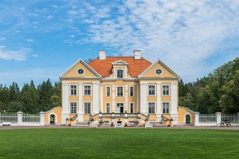 Palmse Manor and Open-Air Museum, Vihula, Estonia