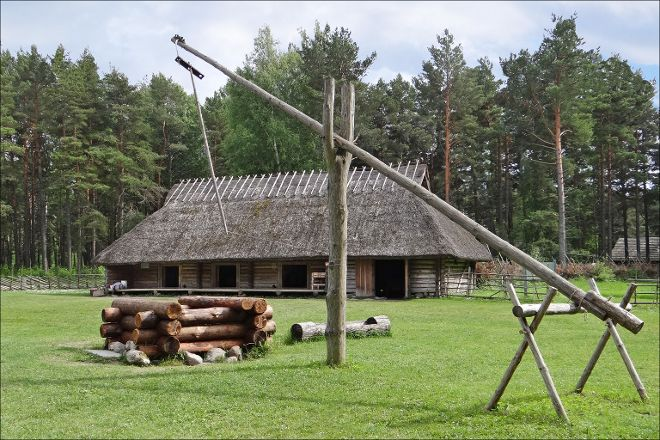 Eesti Vabaõhumuuseum / Estonian Open Air Museum, Tallinn, Estonia