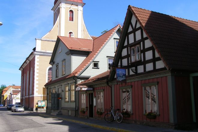 Eliisabet's Church, Parnu, Estonia