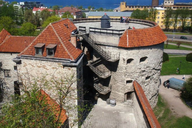 Fat Margaret (Paks Margareeta), Tallinn, Estonia