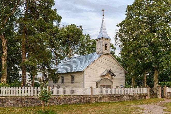 Kasmu Chapel, Kasmu, Estonia