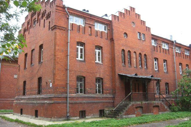 Kreenholm Area and Kreenholm Textile Factory, Narva, Estonia