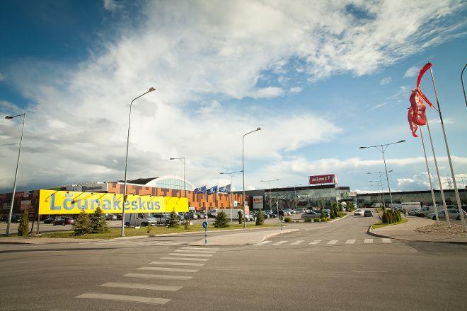 Lounakeskus Shopping and Recreation Centre, Tartu, Estonia