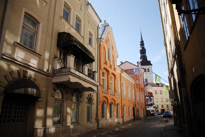 Peapiiskopi Kirik, Tallinn, Estonia