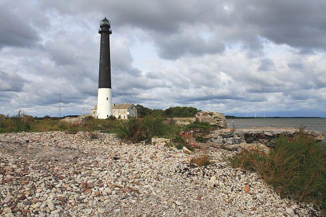 Sorve Lighthouse, Saaremaa, Estonia
