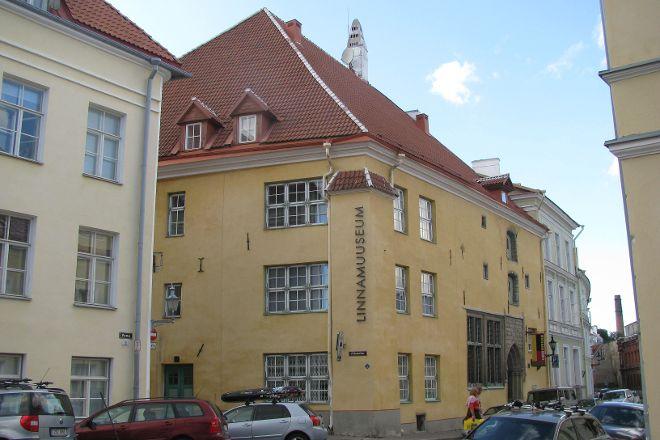 Tallinn City Museum Linnamuuseum, Tallinn, Estonia
