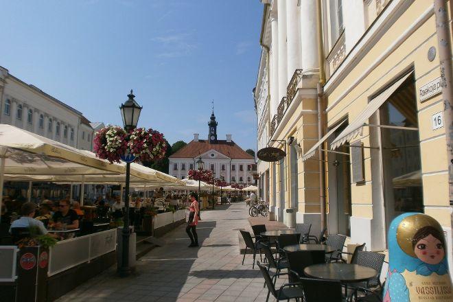 Tartu Old City, Tartu, Estonia