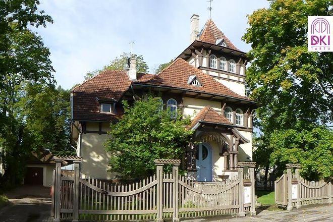 Tartu Saksa Kultuuri Instituut, Tartu, Estonia