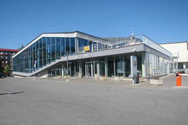 The Aura Centre, Tartu, Estonia