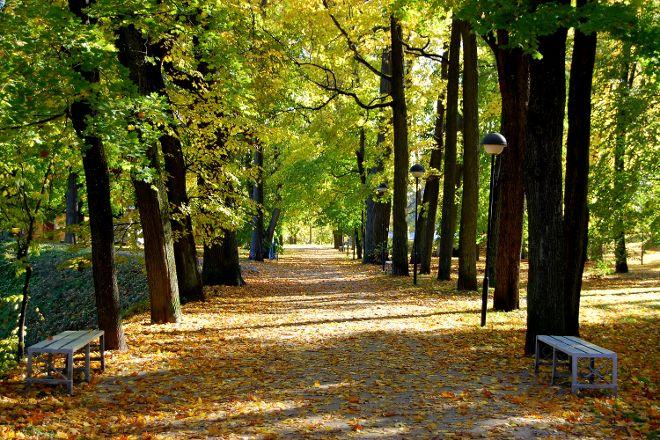 Toome Hill Park (Toomemagi), Tartu, Estonia