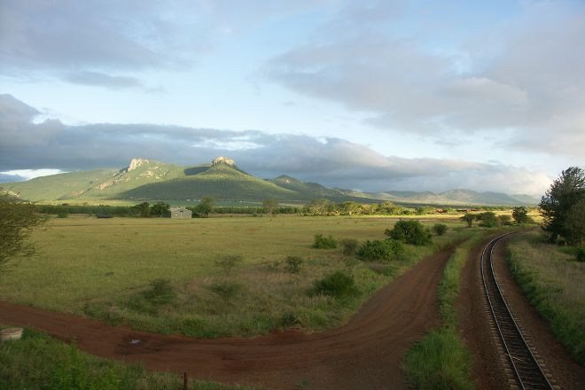 Lebombo Mountains, Mhlume, Eswatini (Swaziland)