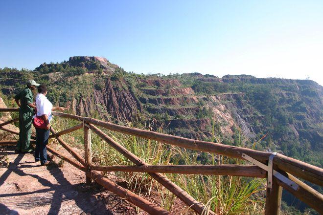 Lion Cavern, Ngwenya, Eswatini (Swaziland)