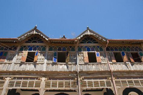 Casa Museo di Rimbaud, Harar, Ethiopia