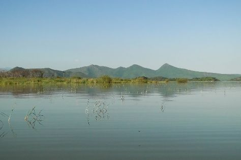 Chamo Lake, Arba Minch, Ethiopia