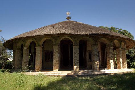 Narga Selassie, Dek Island, Ethiopia