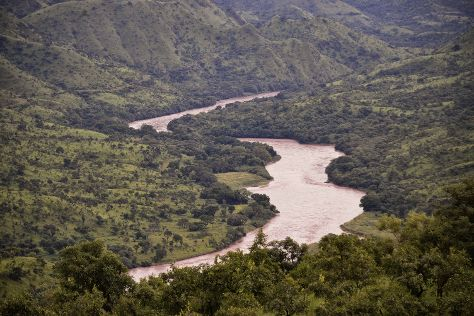 Omo National Park and River, Jinka, Ethiopia
