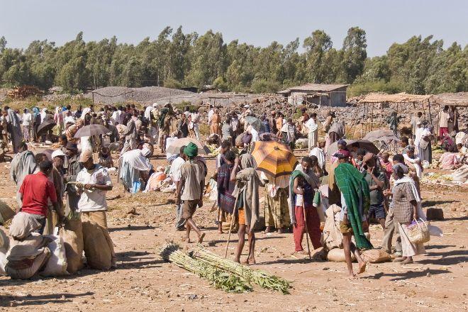 Bahir Dar Market, Bahir Dar, Ethiopia