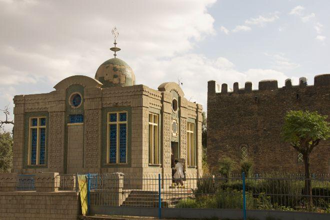 Chapel of the Tablet, Axum, Ethiopia