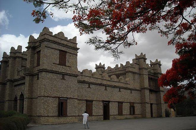 Emperor Yohannes IV Palace, Mek'ele, Ethiopia