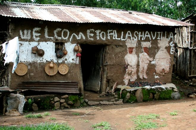 Falasha Village, Gonder, Ethiopia
