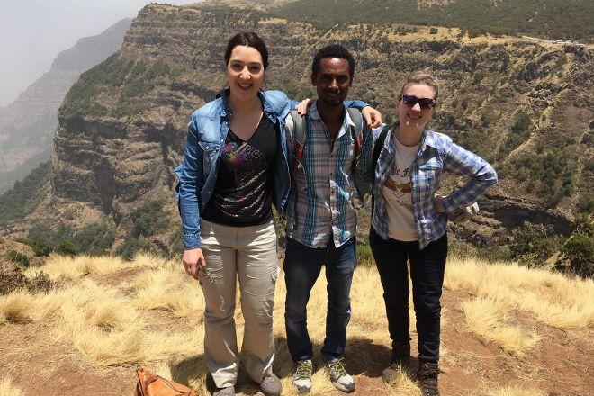 Fasil Ghebbi, Gonder, Ethiopia