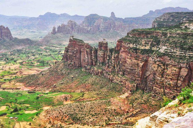 Gheralta Rock, Mek'ele, Ethiopia