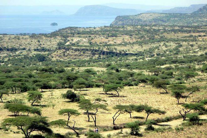 Lake Shala, Oromiya Region, Ethiopia
