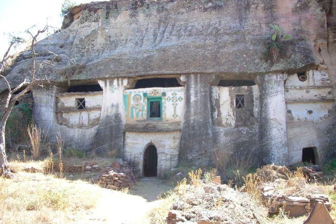 Medhane Alem Adi Kesho, Tigray Region, Ethiopia