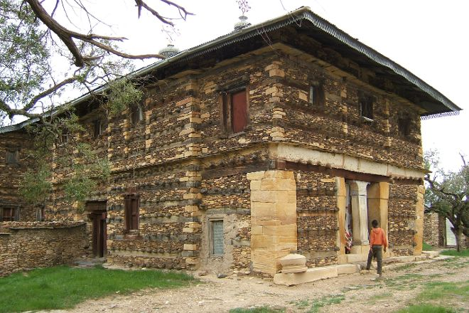 Monastery of Debre Damo, Adigrat, Ethiopia