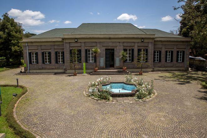 Museum of Modern Art/Goethe Institut Ethiopia, Addis Ababa, Ethiopia