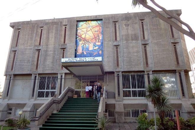 National Museum of Ethiopia, Addis Ababa, Ethiopia