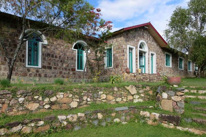 South Omo Research Centre Museum, Jinka, Ethiopia