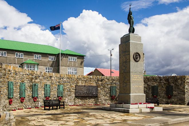 1982 Liberation Memorial, Stanley, Falkland Islands
