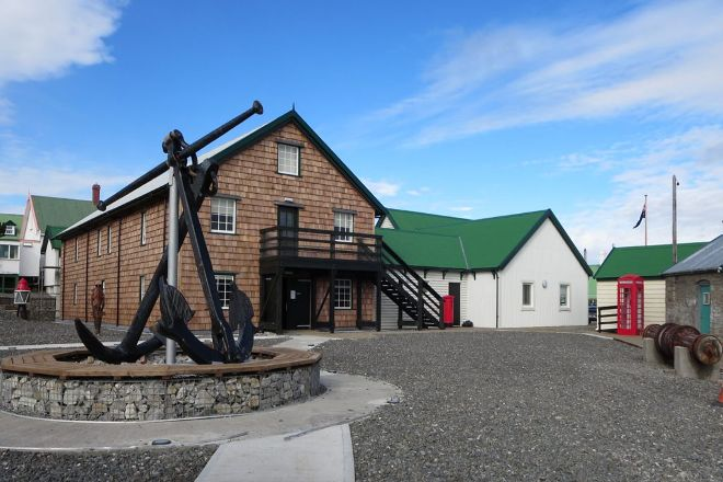 Falkland Islands Museum, Stanley, Falkland Islands