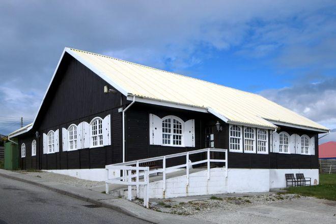 Museum Britannia House, Stanley, Falkland Islands