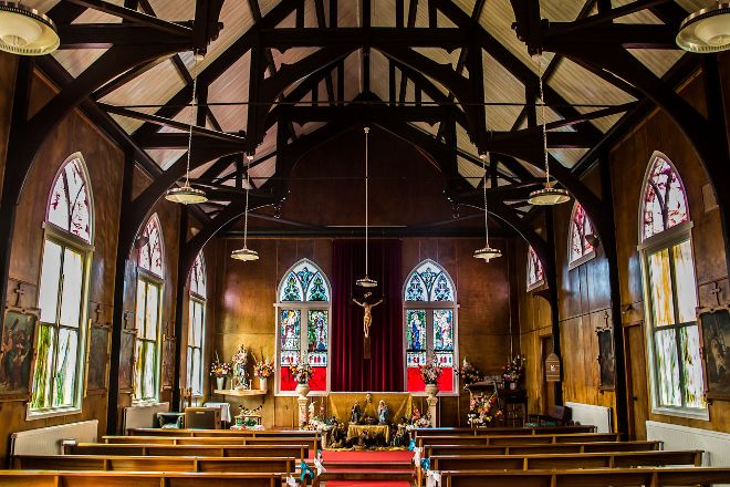 St. Mary s Catholic Church, Stanley, Falkland Islands