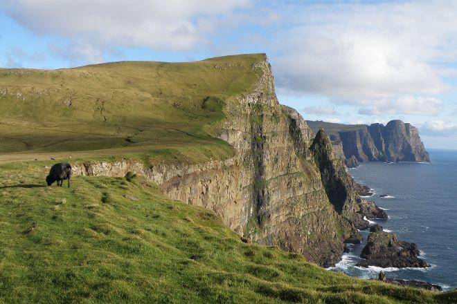 Eggjarnar, Vagur, Faroe Islands