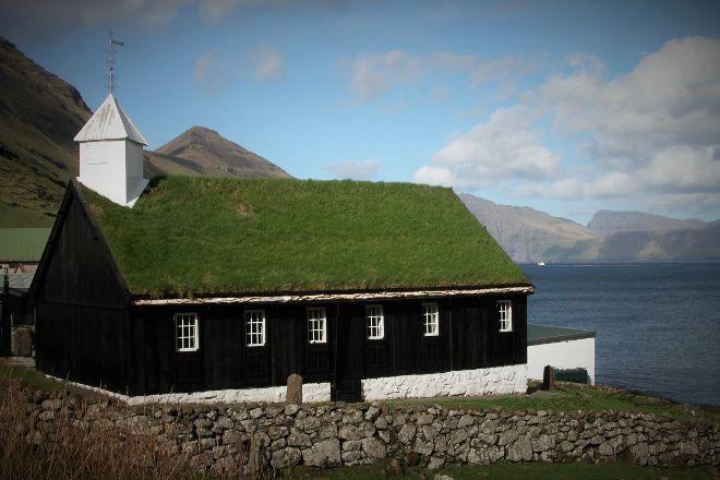 Funningur Church, Funningur, Faroe Islands