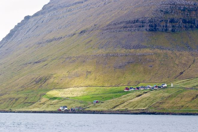 Kalsoy, Bordhoy, Faroe Islands
