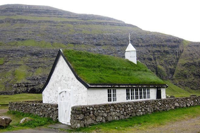 Saksun Church, Streymoy, Faroe Islands