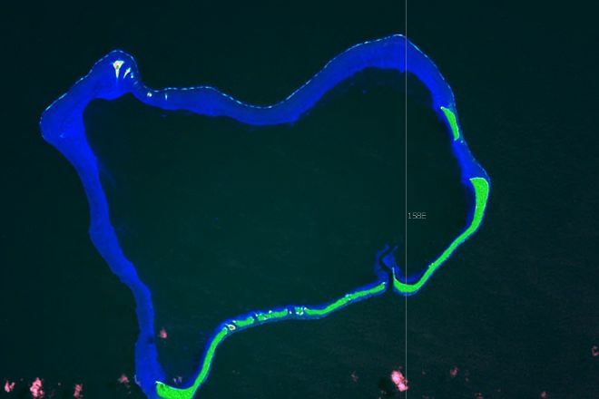 Ant Atoll, Kolonia, Federated States of Micronesia