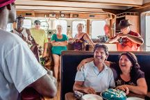 Schooner Whale's Tales, Denarau Island, Fiji