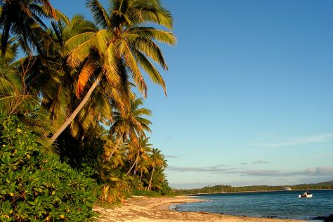 South Beach, Mana Island, Fiji