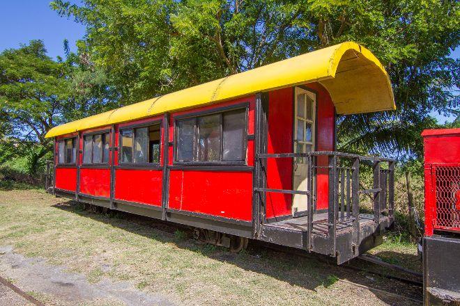 Coral Coast Railway, Sigatoka, Fiji